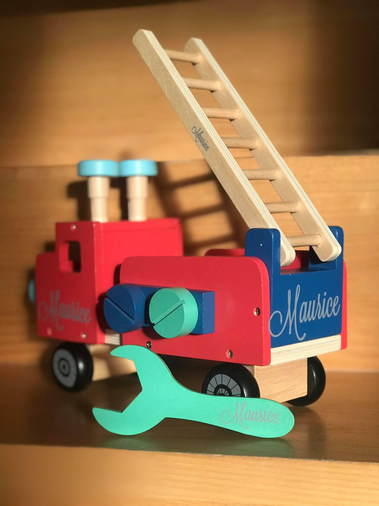 Bedrukkingen van speelgoed door Ateljee Julie